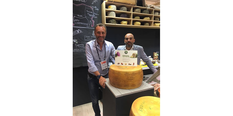 FATTORIE FIANDINO PRESENTA LA GAMMA KINARA AL FANCY FOOD DI NEW YORK